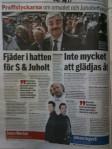 Proffstyckarna i Aftonbladet